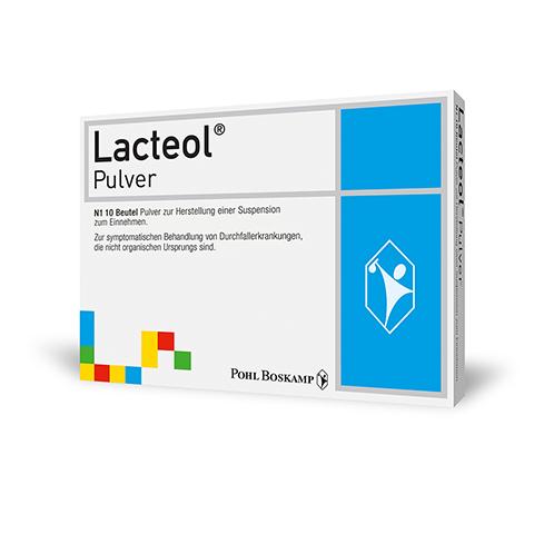 Lacteol Pulver zur Herstellung einer Suspension z. Einnehmen 10 Stück N1