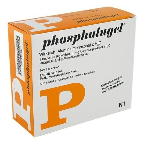 Phosphalugel 20 Stück N1