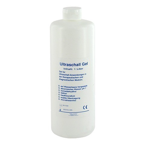 ULTRASCHALLGEL 1000 Milliliter