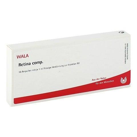 RETINA COMP. Ampullen 10x1 Milliliter N1