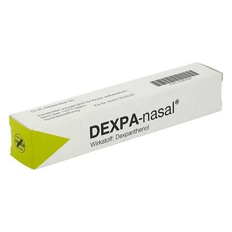 DEXPA-nasal Creme 10 Gramm N2