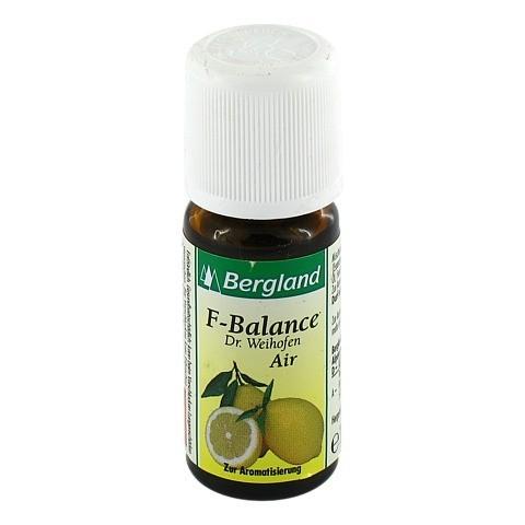F BALANCE Öl Zitronen Kurmix 10 Milliliter