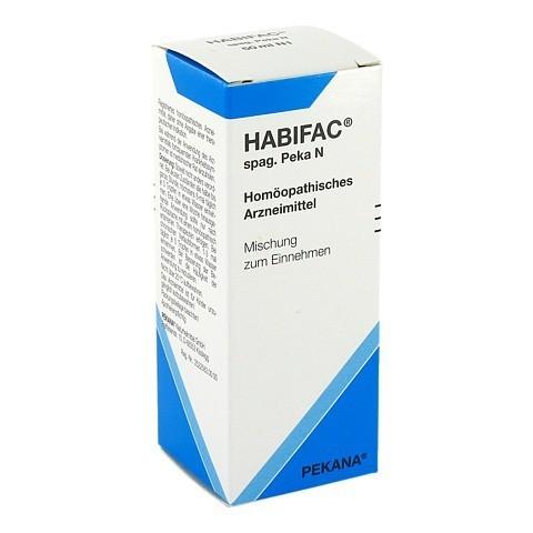 HABIFAC spag.Peka N Tropfen 50 Milliliter N1