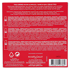 R&G Coffret 3er Handcreme a 30 ml 1 Packung - Rückseite