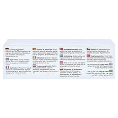 SYLK natürliches Gleitmittel Gel 3x50 Milliliter - Rückseite