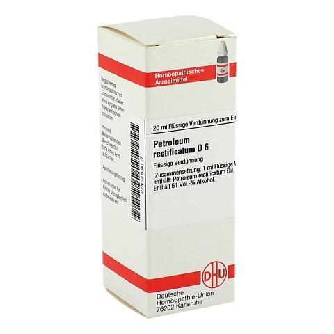 PETROLEUM RECTIFICATUM D 6 Dilution 20 Milliliter N1