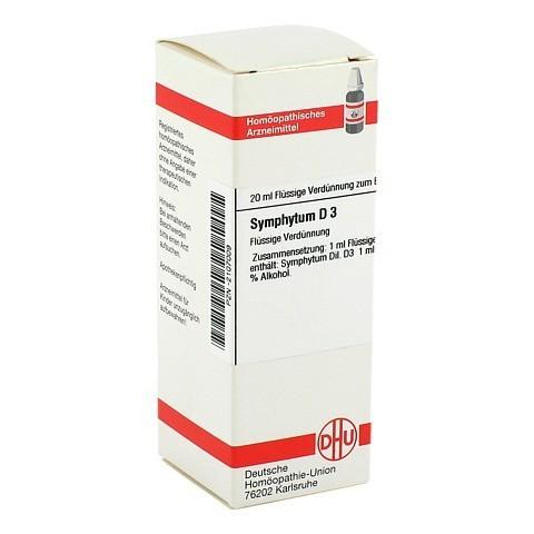 SYMPHYTUM D 3 Dilution 20 Milliliter N1
