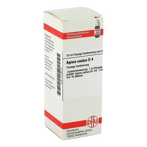 AGNUS CASTUS D 4 Dilution 20 Milliliter N1