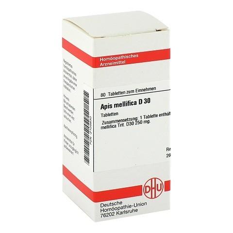 APIS MELLIFICA D 30 Tabletten 80 Stück