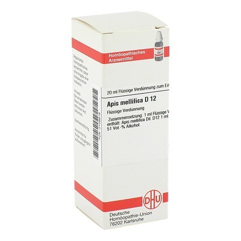 APIS MELLIFICA D 12 Dilution 20 Milliliter N1
