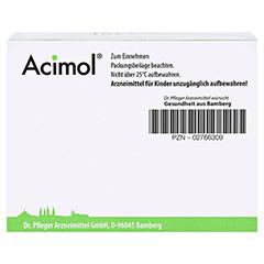 ACIMOL mit pH Teststreifen Filmtabletten 96 Stück N3 - Unterseite