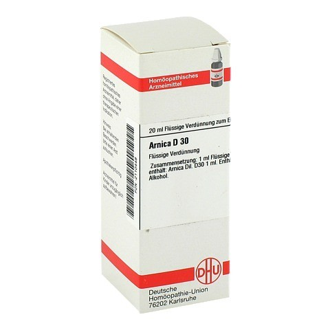 ARNICA D 30 Dilution 20 Milliliter N1