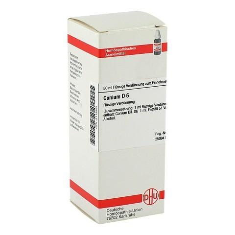CONIUM D 6 Dilution 50 Milliliter N1