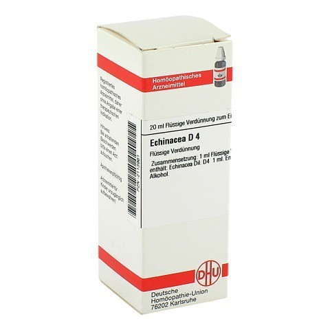 ECHINACEA HAB D 4 Dilution 20 Milliliter N1