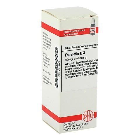 ESPELETIA D 3 Dilution 20 Milliliter N1