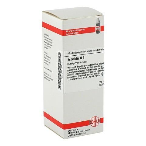 ESPELETIA D 3 Dilution 50 Milliliter N1