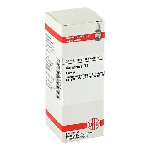 CAMPHORA Urtinktur 20 Milliliter N1