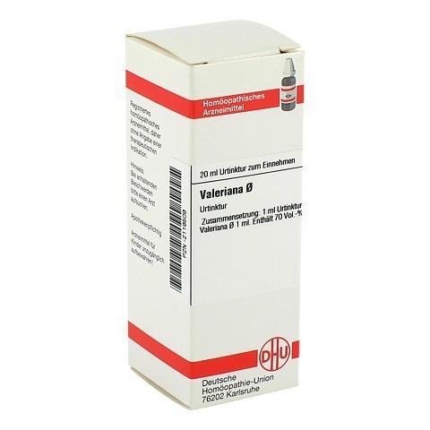 VALERIANA Urtinktur D 1 20 Milliliter N1