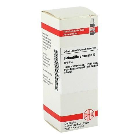POTENTILLA ANSERINA Urtinktur 20 Milliliter N1