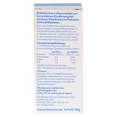 Lactrase 18.000 FCC Tabletten im Spender Doppelpack 2x40 Stück - Linke Seite