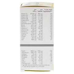 PRIMA VITAL A-Z+Lutein+Q10 Tabletten 60 Stück - Linke Seite