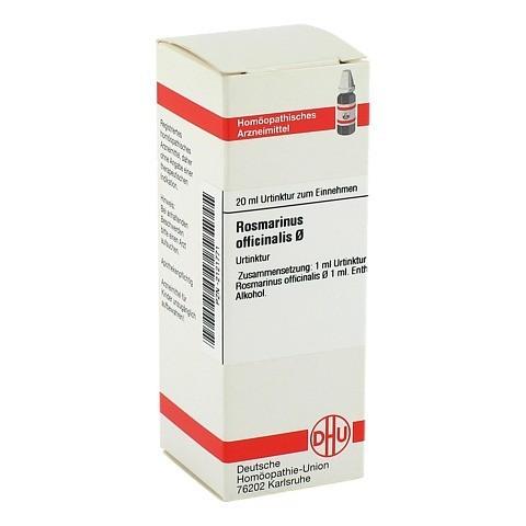 ROSMARINUS OFFICINALIS Urtinktur D 1 20 Milliliter N1