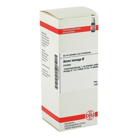 AMMI VISNAGA Urtinktur D 1 50 Milliliter N1