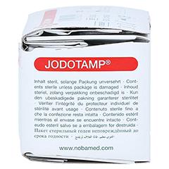 JODOTAMP 50 mg/g 2 cmx5 m Tamponaden 1 Stück - Linke Seite