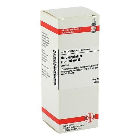 HARPAGOPHYTUM PROCUMBENS Urtinktur D 1 50 Milliliter N1