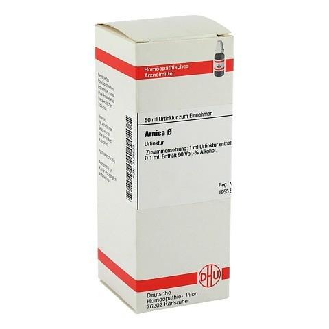 ARNICA Urtinktur D 1 50 Milliliter N1