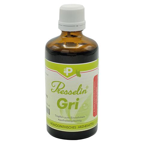 PRESSELIN Gri Grippe Tropfen 100 Milliliter N2