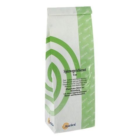 Spitzwegerichkraut-Tee Aurica 80 Gramm