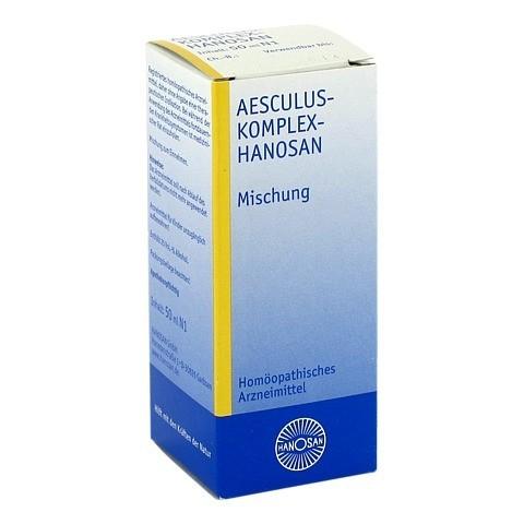 AESCULUS KOMPLEX flüssig 50 Milliliter N1