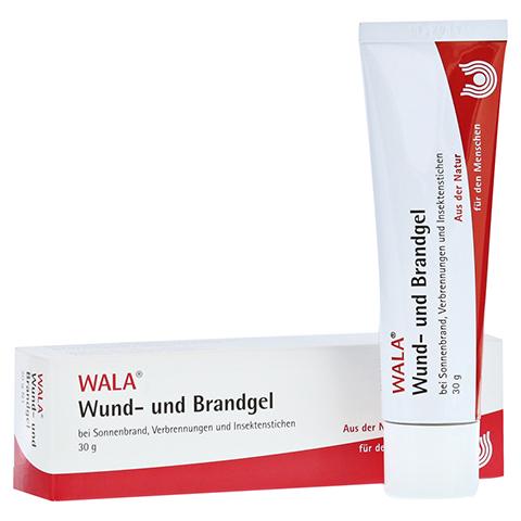 WALA Wund- und Brandgel 30 Gramm N1