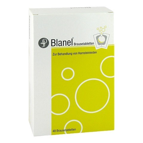 BLANEL Brausetabletten 48 Stück N2