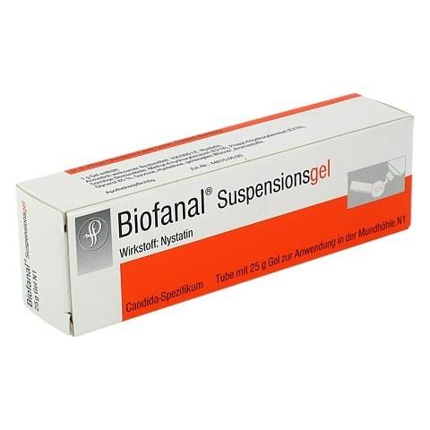 Biofanal Suspensionsgel 25 Gramm N1