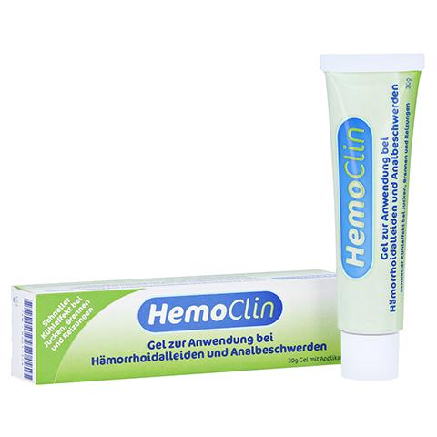 HEMOCLIN Gel 30 Gramm