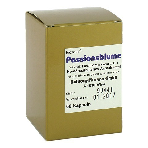 PASSIONSBLUME Kapseln 60 Stück N1