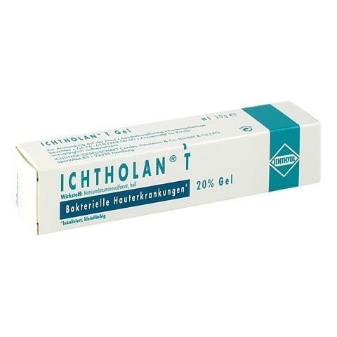 ICHTHOLAN T Gel 20 Gramm N1