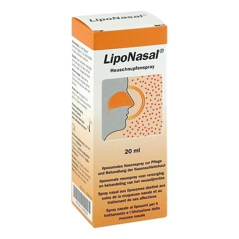 LIPONASAL Heuschnupfen Nasenspray 20 Milliliter