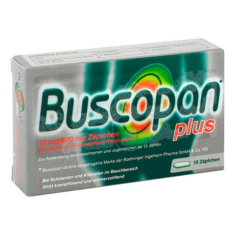 Buscopan plus 10 Stück N1