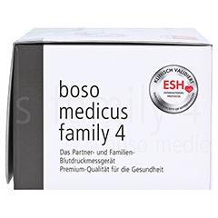 BOSO medicus family 4 Oberarm Blutdruckmessgerät 1 Stück - Rechte Seite