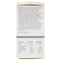 PRIMA VITAL A-Z+Lutein+Q10 Tabletten 60 Stück - Rechte Seite
