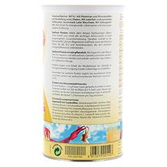SANFORM Protein Latte Macchiato Pulver 425 Gramm - Rechte Seite