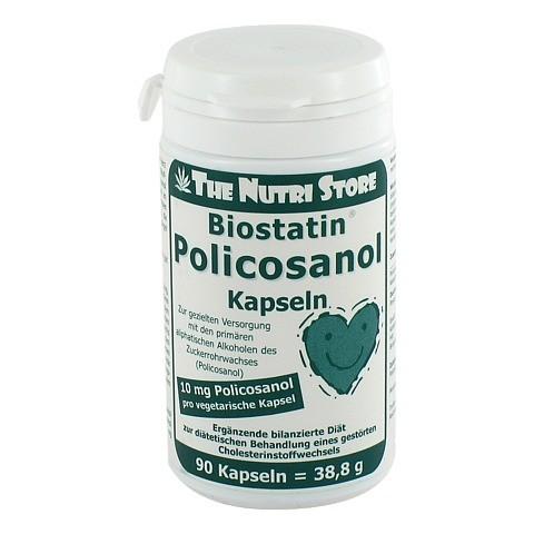 POLICOSANOL 10 mg Kapseln 90 Stück