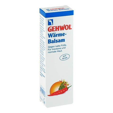 GEHWOL Wärme-Balsam 75 Milliliter