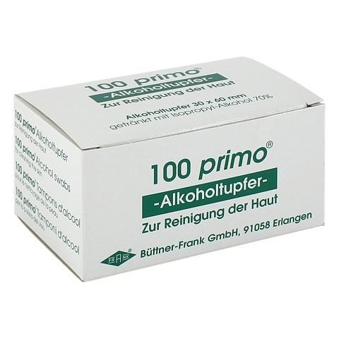 PRIMO Alkoholtupfer 100 Stück