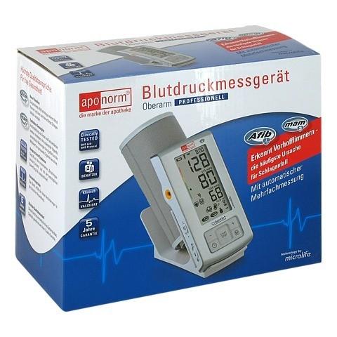APONORM Blutdruck Messgerät Professionell Oberarm 1 Stück