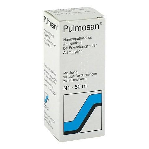 PULMOSAN Tropfen 50 Milliliter N1