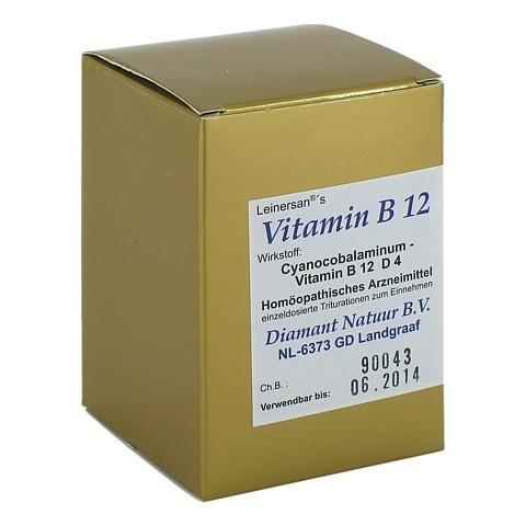 VITAMIN B12 Kapseln 60 Stück